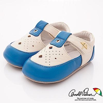 雨傘牌 專櫃小羊皮柔軟款 EI73233藍(小童段)