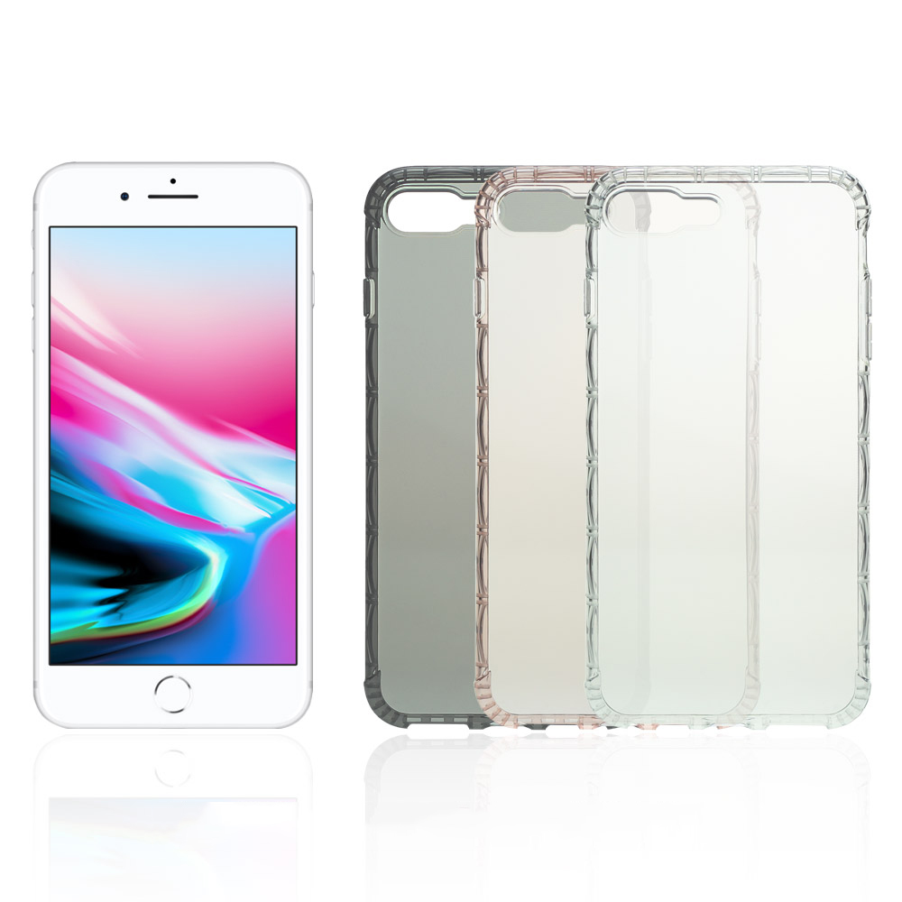X 世代 Apple iPhone 8/7 Plus 軍規防摔殼