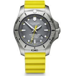 VICTORINOX瑞士維氏I.N.O.X.專業潛水錶(VISA-241844)-黃