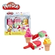 Play-Doh 培樂多-廚房系列 小冰櫃冰品組 無毒黏土 創意DIY product thumbnail 1