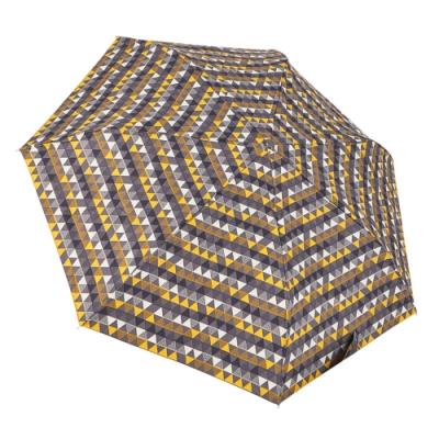 RAINSTORY 8°降溫凍齡個人自動傘(復古幾何)