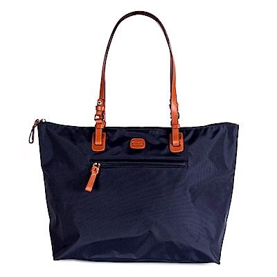 BRICS 義大利 女仕包兼旅行袋 深藍色  大