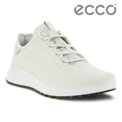 ECCO ST.1 W 適動單色運動休閒鞋 女鞋 白色