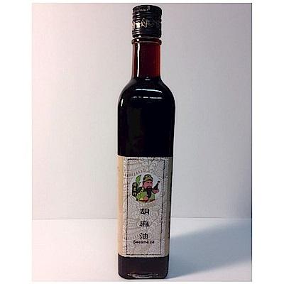 將軍行麻油廠 胡麻油(250ml)