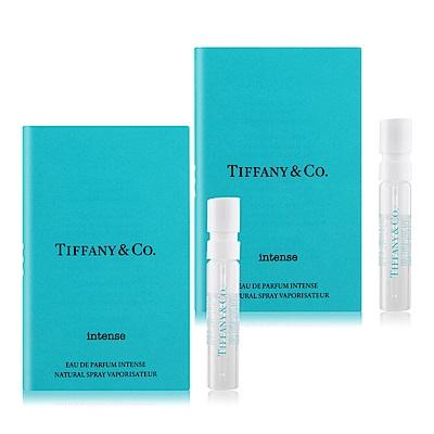 Tiffany & co. Intense 同名晶鑽淡香精1.2mlX2 EDP