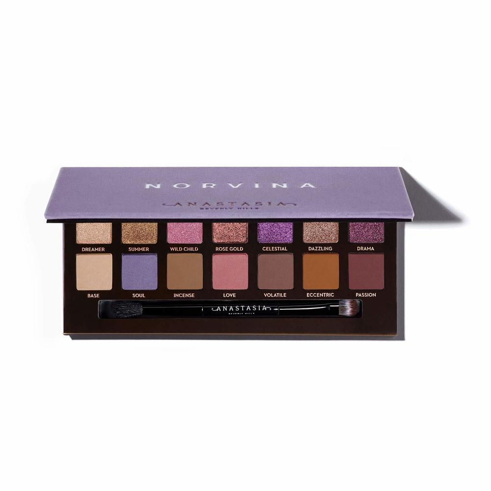 ANASTASIA BEVERLY HILLS 公主紫14色眼影盤0.71gx14 @ Y!購物