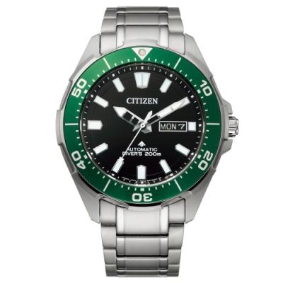 CITIZEN 星辰PROMASTER 海洋系列潛水運動流線腕錶NY0071-81E