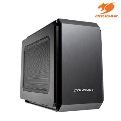COUGAR 美洲獅 QBX 彈性擴充小機箱 精巧實用 Mini-ITX 機殼