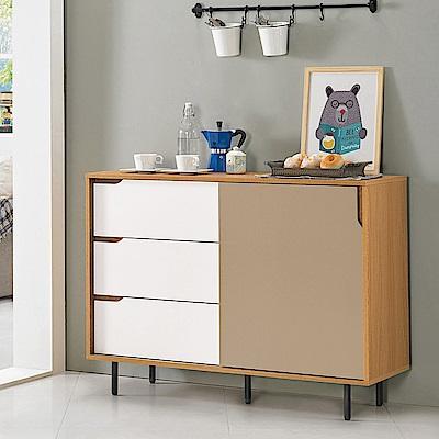 H&D 柯瑪4尺置物櫃