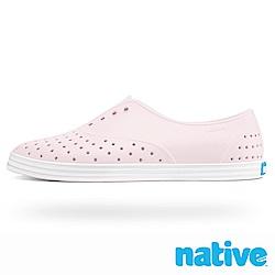 native JERICHO 女鞋-牛奶粉x貝殼白