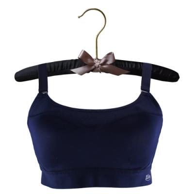 推EASY SHOP-RUN極限 背心款B-D罩內衣(沉穩藍)