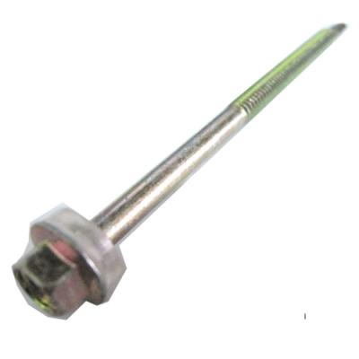 Q1 六角頭自攻牙螺絲/浪板螺絲/鑽尾螺絲 12#x 4 鍍鋅(100支/包)
