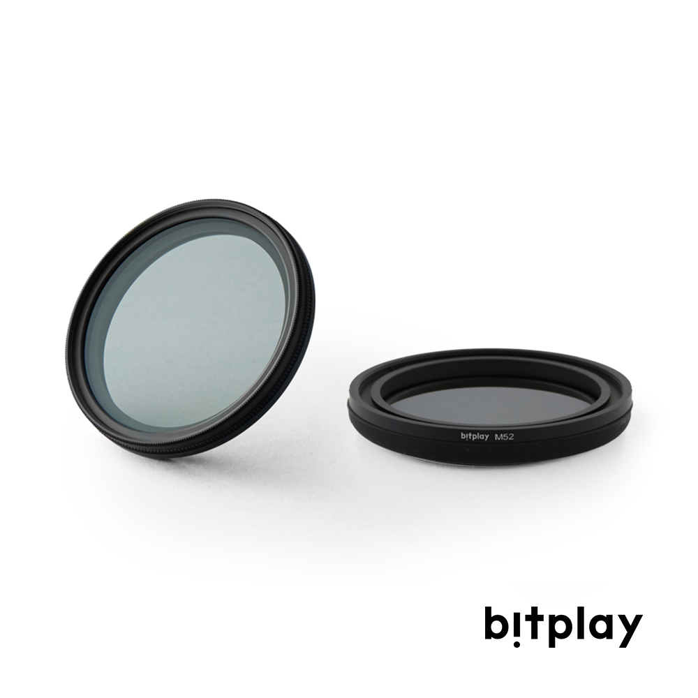 bitplay M52 CPL 偏光濾鏡(含轉接環/僅適用於HD高階鏡頭系列)