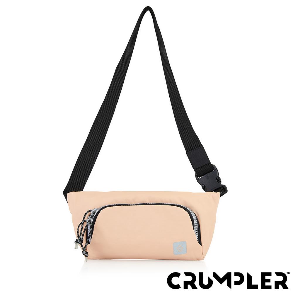 Crumpler 小野人 CLAM CHOWDER 克蘭多功能腰包(S) 粉橘
