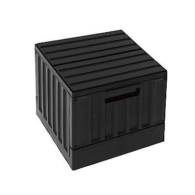 完美主義 方型貨櫃椅/收納椅/收納箱/玩具收納(2色)