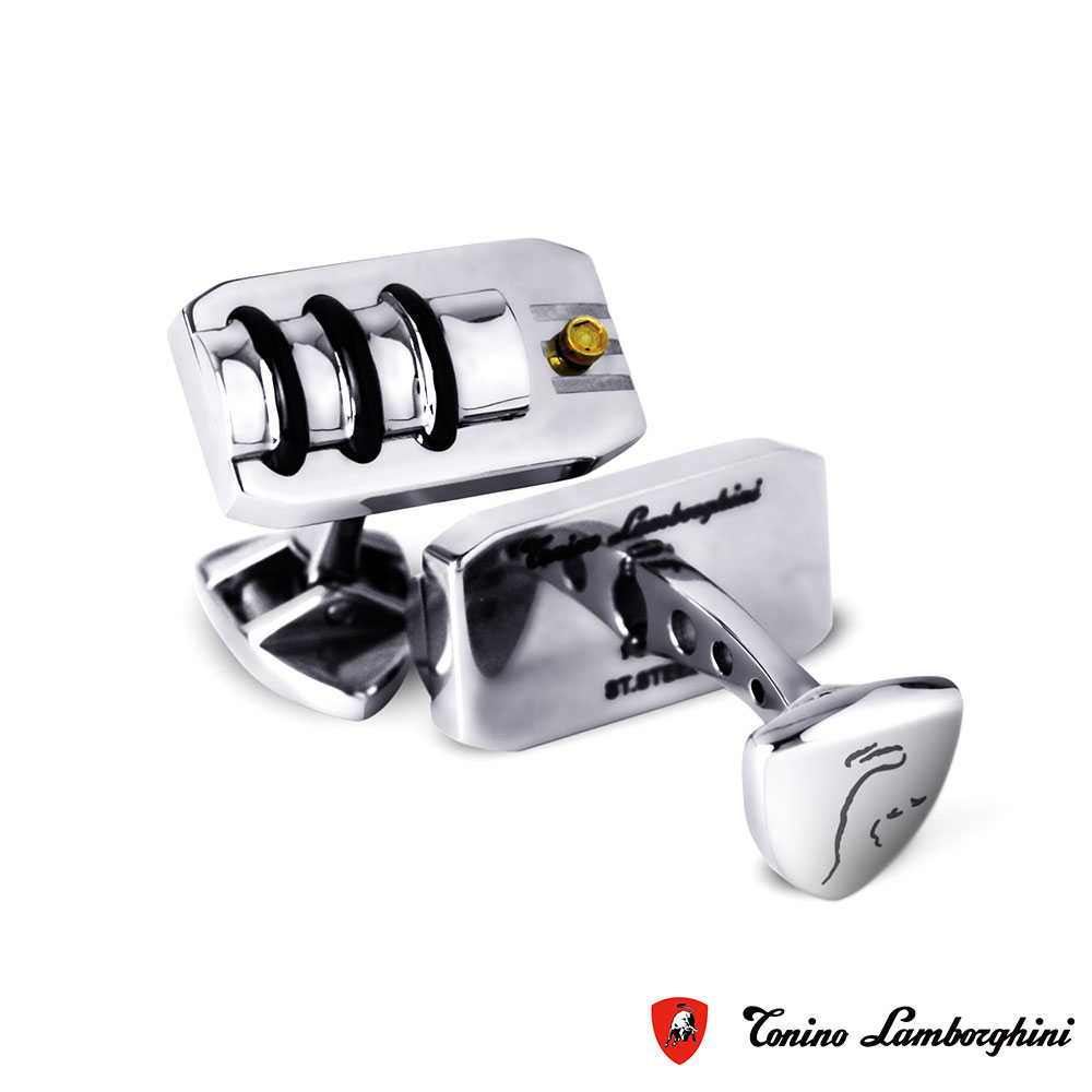 藍寶堅尼Tonino Lamborghini STRADA 袖釦