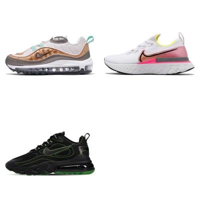 Nike 休閒 Max 98 270 慢跑 React 女鞋 3色一價