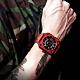ROMAGO 碳霸系列 超級碳纖自動機械腕錶 - 紅色/46.5mm product thumbnail 2