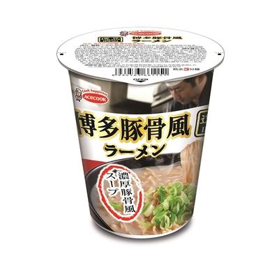 Acecook逸品 日式杯麵-博多豚骨風味(74g)