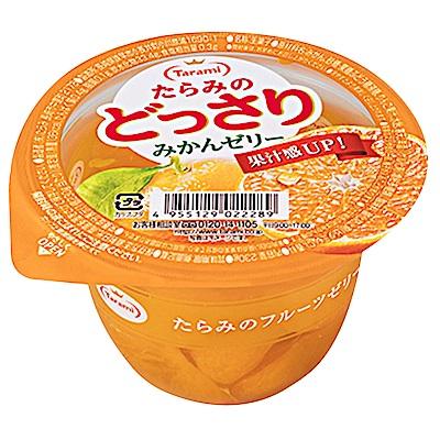 Tarami達樂美 果凍杯-蜜柑(230gX12入)
