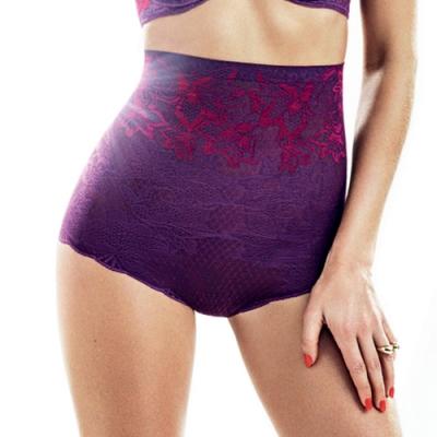 黛安芬-魔術微塑系列輕型束褲 M-EL 誘惑紫紅