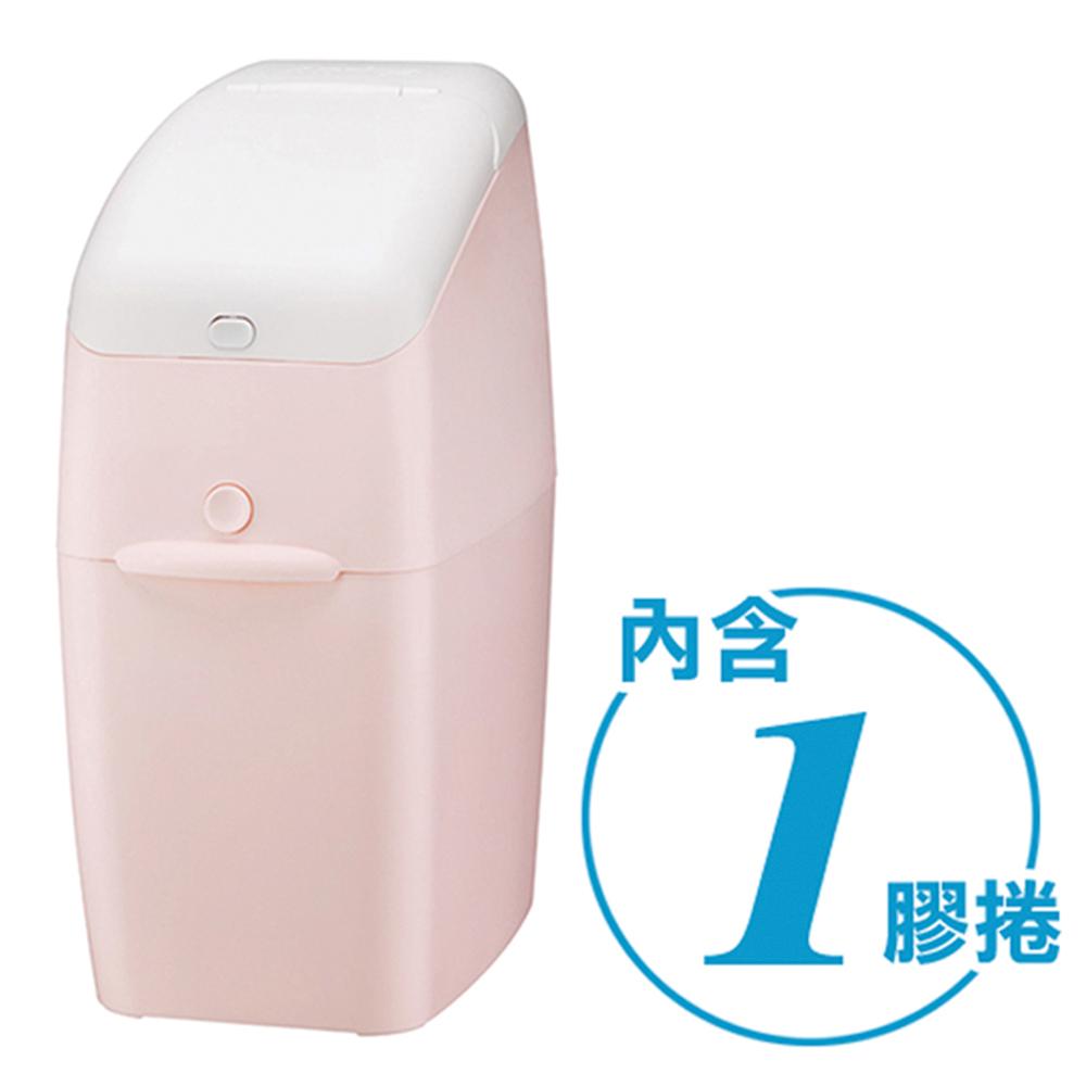 【Aprica】 NIOI-POI 強力除臭尿布處理器 (3色可選)
