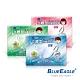 【藍鷹牌】台灣製 3D兒童一體成型防塵口罩 6~10歲(藍/綠/粉)-50片/盒 product thumbnail 2