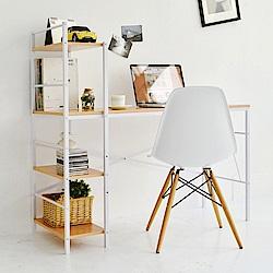 完美主義 日系層架工作桌/電腦桌/書桌