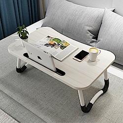 折疊筆電桌床上桌 懶人桌子 小茶几 筆電桌 和室桌《YV9746》