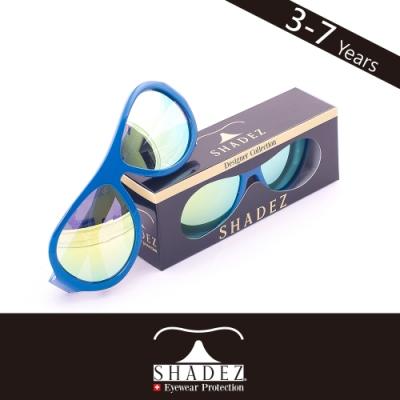 瑞士SHADEZ 兒童太陽眼鏡SHZ-22(年齡3-7)--藍色飛機