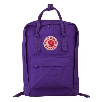 Fjallraven 瑞典北極狐 Kanken 13吋筆電收納/瑞典後背包/空肯包/方型後背包(大/深紫色)