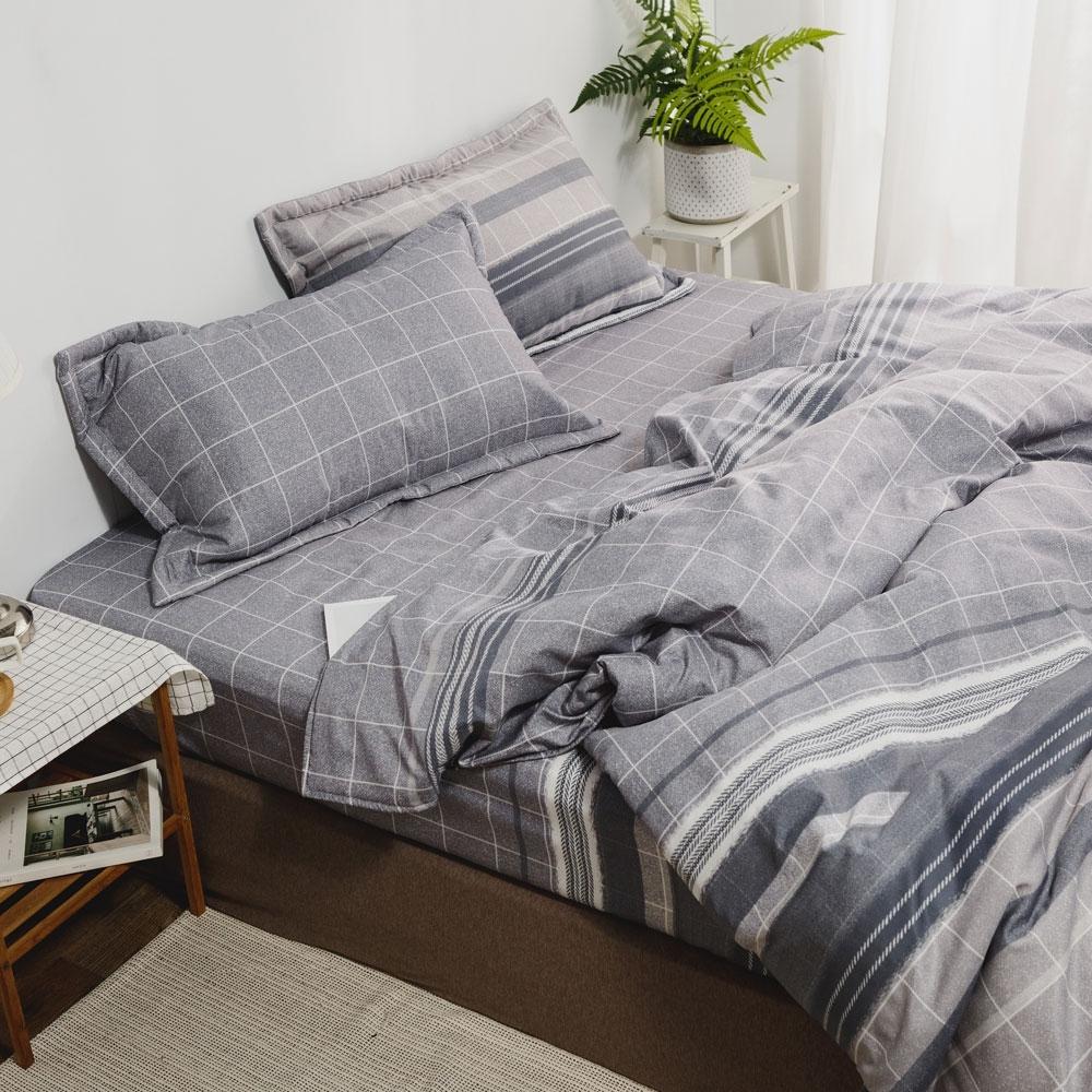 絲薇諾 MIT 3M科技天絲 舖棉床包枕套組 單人3.5尺-多款任選 product image 1