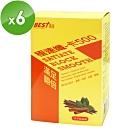 大樹藥局 極速纖-卡500有效配方(14包/盒)*6盒