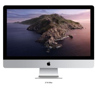 2019 iMac 27吋 5K 6核第九代 i5/3.7GHz/16GB/2TB+1TB PCIE SSD FD MRR12TA/A