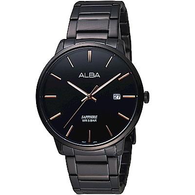 ALBA雅柏經典時尚腕錶(AS9H35X1)