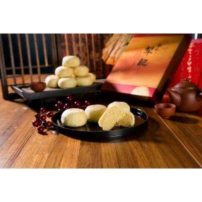 台北犁記 綠豆小月餅900g*4盒