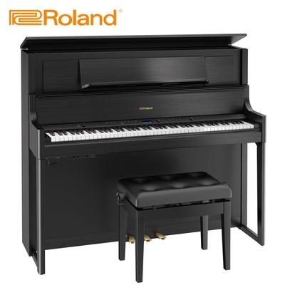 Roland LX-708 CH 高階家用旗艦機種數位電鋼琴 黑色透木紋款