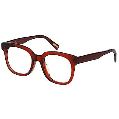 VEDI VERO 方框 光學眼鏡 (咖啡色)