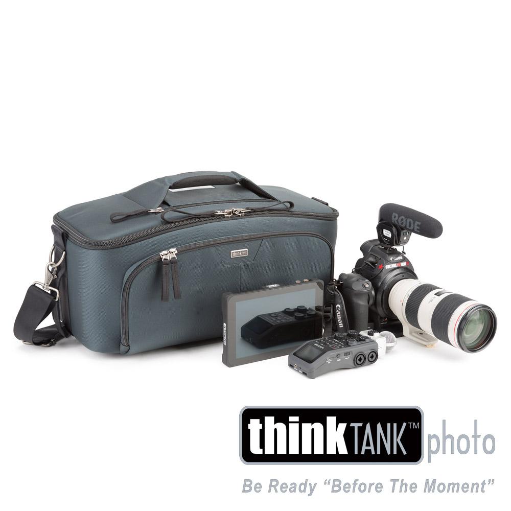 ThinkTank創意坦克-Video Workhorse 19旗艦級攝影單肩包VW266