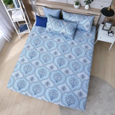 【岱思夢】 禧安 特大100%天絲床包枕套三件組