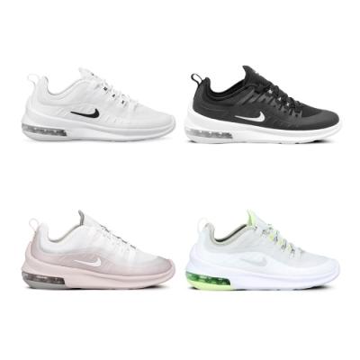 NIKE AIR MAX AXIS 慢跑鞋 白色 黑色 白粉 白綠