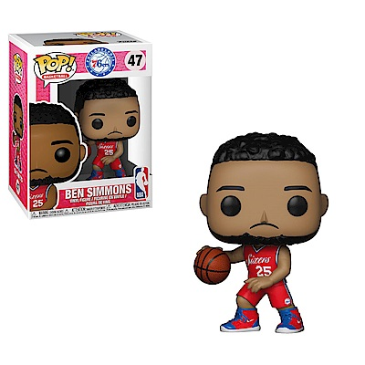 Funko POP NBA 大頭公仔 76人 Ben Simmons