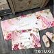TROMSO 巴黎樂活短毛絨地墊(長+短套組)-M709花境獨角獸 product thumbnail 1