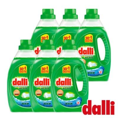 德國Dalli 全效洗衣精1.1L(6入/箱)
