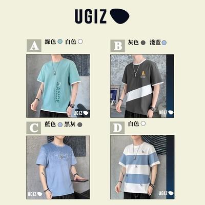 [時時樂]UGIZ-型男潮流休閒個性百搭造型上衣/五分褲認選-2件750
