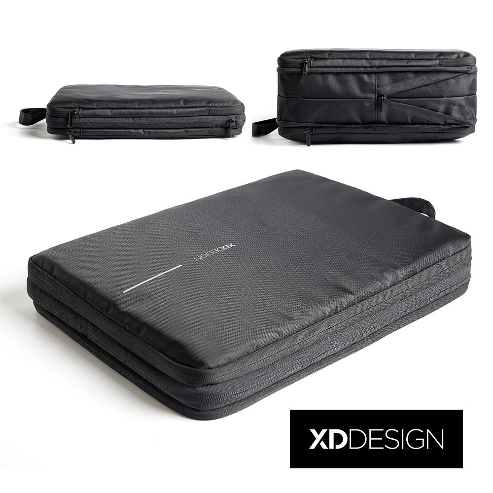 XDDESIGN BOBBY COMPRESSIBLE雙層旅行收納伸縮包(桃品國際公司貨)