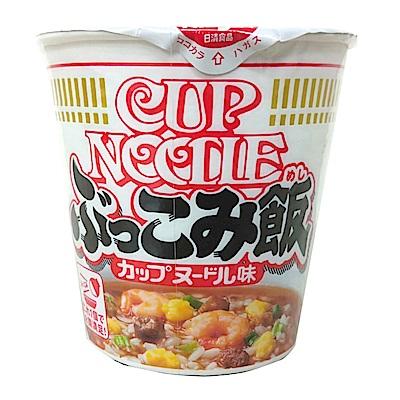 日清 醬油海鮮杯飯(90g)