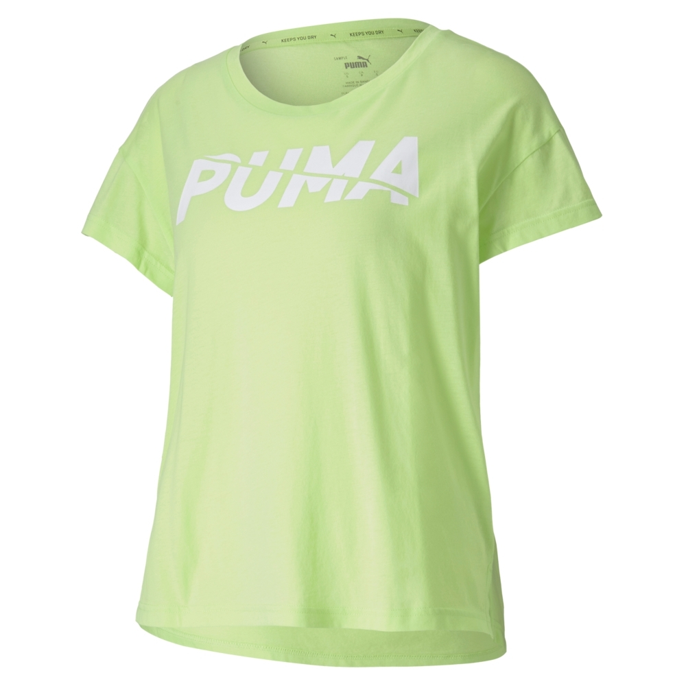 【PUMA官方旗艦】基本系列Modern Sports短袖T恤 女性 58528334
