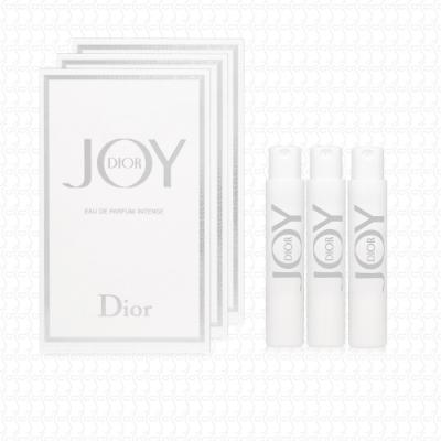 Dior 迪奧 JOY BY DIOR淡香精針管香水1mlx3