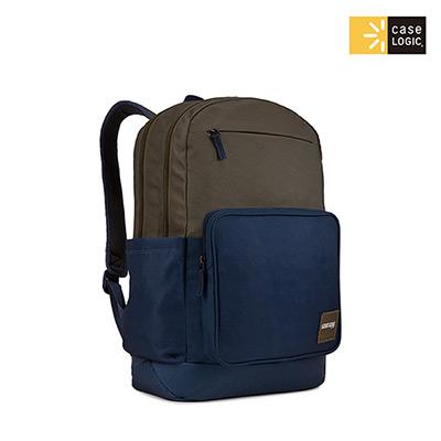 Case Logic-CAMPUS 29L筆電後背包CCAM-4116-綠褐/深藍